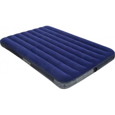 Полуторный надувной матрас Intex 64758