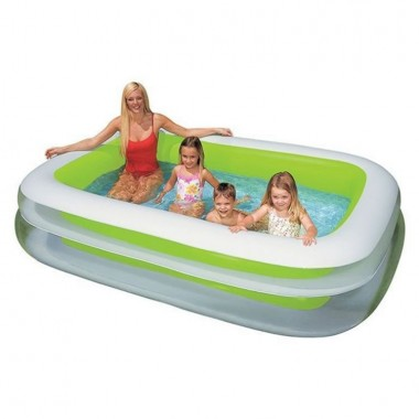Надувной бассейн Intex 56483NP Swim Center Family Pool (305х183х56см) 6+