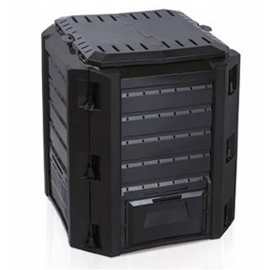 Компостер Prosperplast Compogreen 380 л черный
