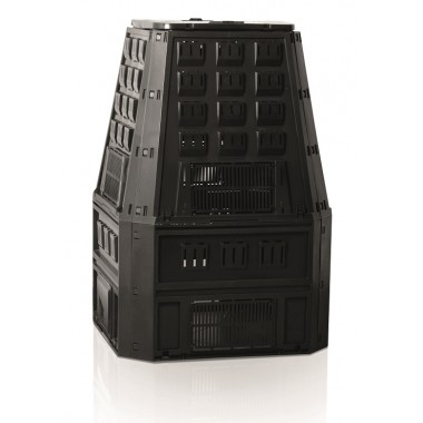 Компостер Prosperplast Evogreen 850 л чёрный