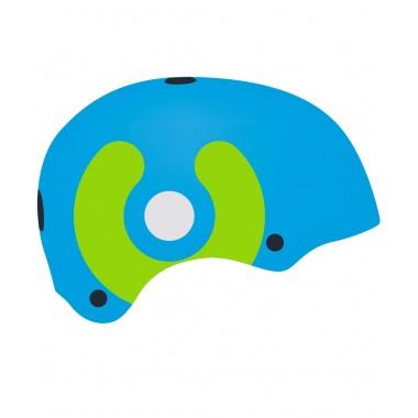Шлем защитный Ridex Zippy, голубой р.S