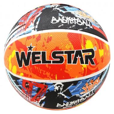 Мяч баскетбольный Welstar BR2894B р.7