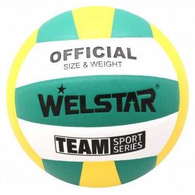 Мяч волейбольный Welstar VLPVC4407B р.5