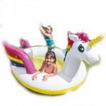 Детский бассейн Intex 57441 Волшебный Единорог 2+