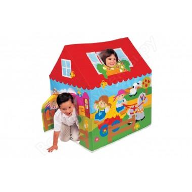 Игровой центр домик Intex 45642 3+