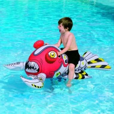 Надувная игрушка для плавания с ручками Bestway 41086