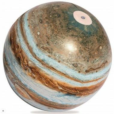 Мяч надувной с подсветкой Bestway 31043 Юпитер (61см)