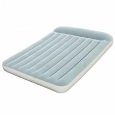 Двуспальный надувной матрас Bestway 67462 Aerolax + насос (191х137х30см)