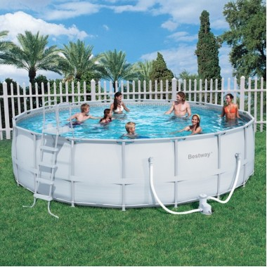 Каркасный бассейн Bestway 56427 (549х132см)