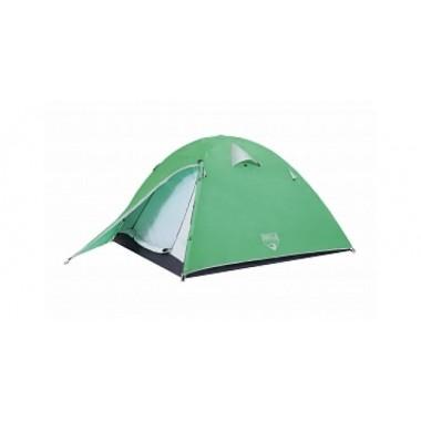 Палатка туристическая Bestway 68009 Glacier Ridge 2-местная (70+200)х200х120см