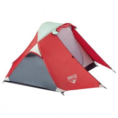 Палатка туристическая Bestway 68008 Calvino 2-местная (60+140+60)х220х130 см