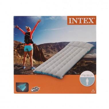 Надувной матрас туристический Intex 67997 (67х184х17см)