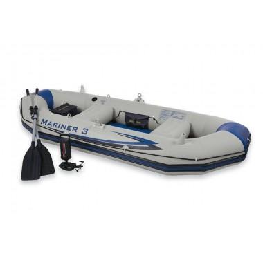 Надувная лодка Mariner 3 Set + весла + насос