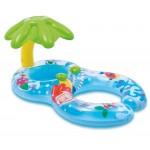 Надувной круг Intex 56590 My First Swim Float (от 1 до 2 лет)