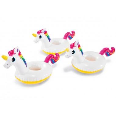 Надувные держатели для напитков Intex 57506 Unicorn Drink Holder