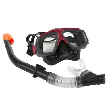 Маска и трубка для плавания Intex 55949 Surf Rider Swim Set 8+