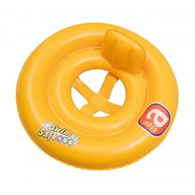 Надувной круг с трусами 69см Bestway 32027 (1-2года)