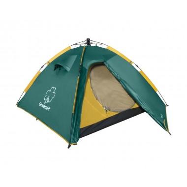 Палатка Greenell Клер 3 V2 (зеленый)
