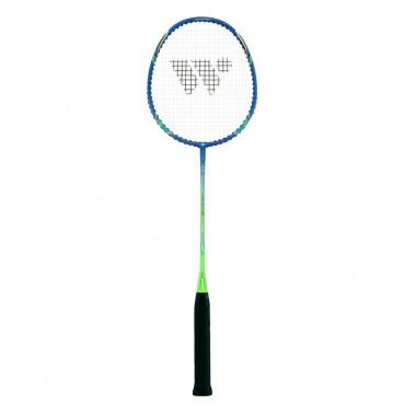 Набор для бадминтона Wish Fusiontec 770K синий/зеленый