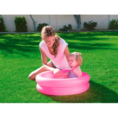 Детский круглый бассейн Bestway 51061 (61х15см)