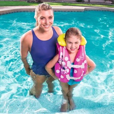Жилет для плавания Bestway 91070 (51х46см) 3-6 лет