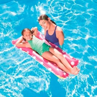 Надувной матрас для плавания Bestway 91065 (119х61см)
