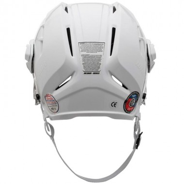 Шлем хоккейный для полевого игрока WARRIOR COVERT PX2 COMBO SLVCage арт.PX2HCS6-WH-M р.M