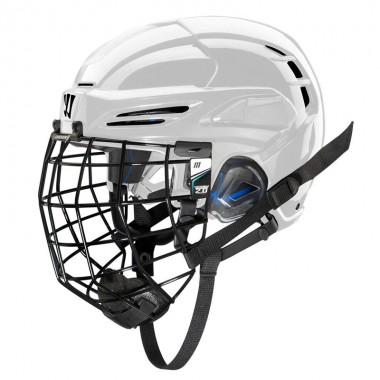 Шлем хоккейный для полевого игрока WARRIOR COVERT PX2 COMBO SLVCage арт.PX2HCS6-WH-S р.S