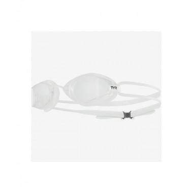 Очки для плавания TYR Tracer-X Racing, LGTRX/101 (белый)