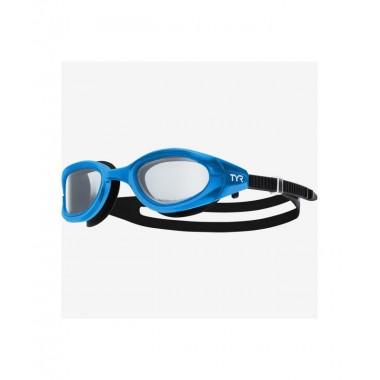 Очки для плавания TYR Special Ops 3.0, LGSPL3NM/422 (голубой)