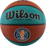 Мяч баскетбольный WILSON VTB SIBUR Gameball ECO арт.WTB0547XBVTB р.7