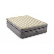 Двуспальная надувная кровать Intex 64164 Prime Comfort Elevated + насос (152х203х51см)