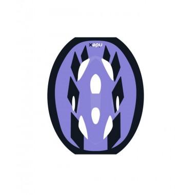 Шлем защитный Ridex Robin, фиолетовый р.M