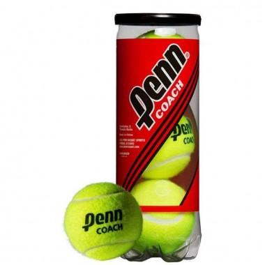 Мяч теннисный Penn Coach 3B арт.524306 (3 шт)