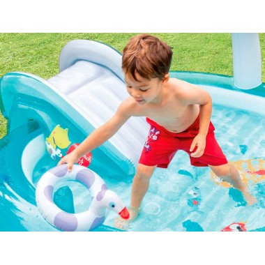 Игровой центр бассейн Intex 57165