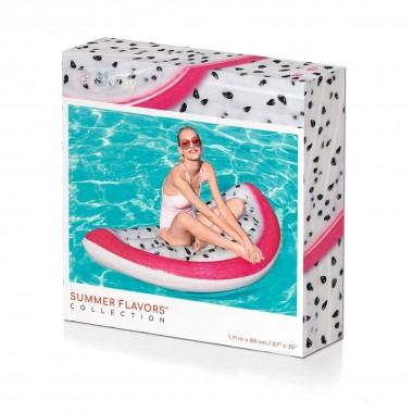 Матрас плавательный надувной BestWay 43247 Dragon Fruit (171х89см)