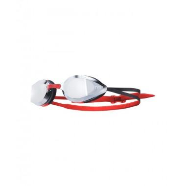 Очки для плавания TYR Edge-X Racing Mirrored, LGEDGM/717, красный