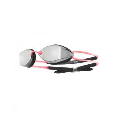 Очки для плавания TYR Tracer-X Racing Nano Mirrored, LGTRXNM/659, розовый