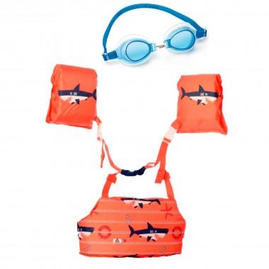 Набор для плавания 2 в 1 Bestway 32222