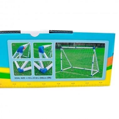 Ворота игровые DFC 5ft пластик GOAL7150A