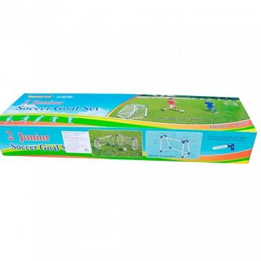 Ворота игровые DFC mini х 2 пластик GOAL8219A