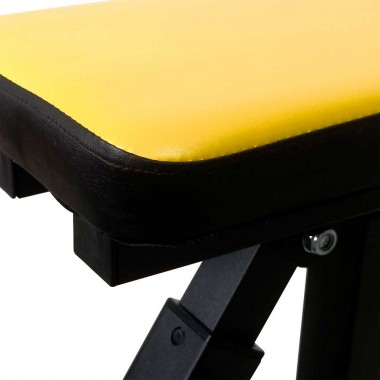 Скамья силовая универсальная DFC DZ003Y yellow