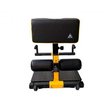 Тренажер для приседаний DFC S035YW Squat Machine (sissy)