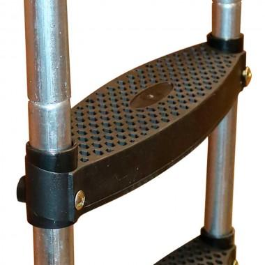 Лестница для батута DFC 2ST-12-16FT-L 12-16 футов (две ступеньки)
