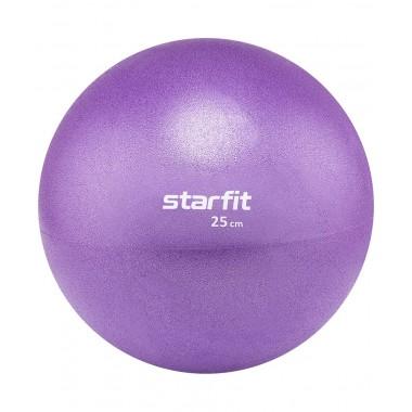 Мяч для пилатеса StarFit GB-902 25 см фиолетовый