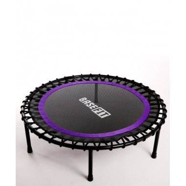 Батут BASEFIT TR-501 101 см, фиолетовый