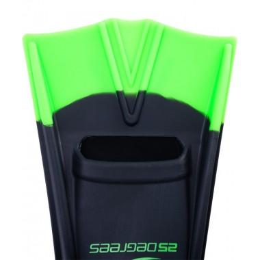 Ласты тренировочные 25Degrees Aquajet р.M Black/Green