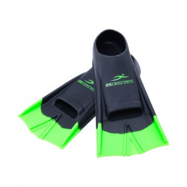 Ласты тренировочные 25Degrees Aquajet р.XXS Black/Green