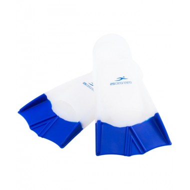 Ласты тренировочные 25Degrees Aquajet р.XXS White/Blue