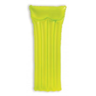 Матрас надувной Intex 59717 Neon Frost Air Mat (183х76см) салатовый